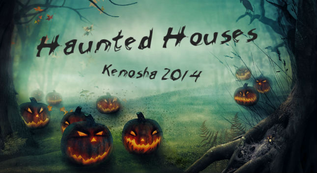 haunted houses kenosha